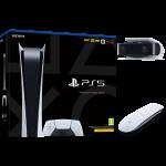 Playstation 5 Digital Edition Super Bundle