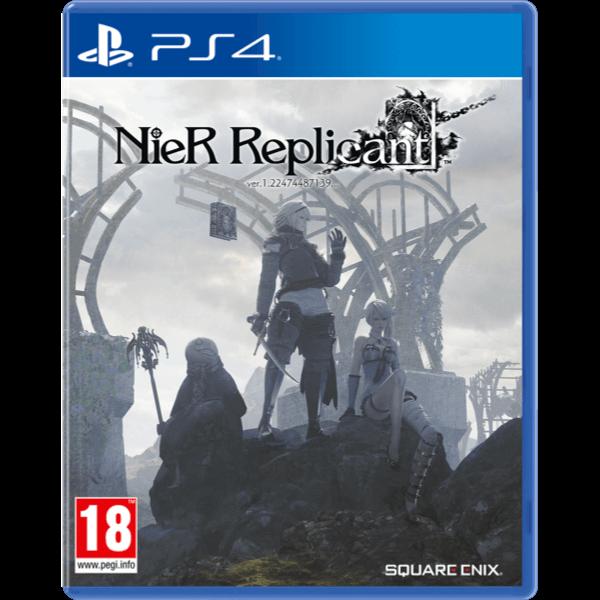 Nier Replicant PS4