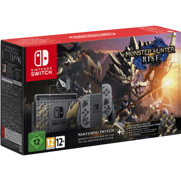 Nintendo Switch Monster Hunter Rise Special Edition