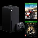 Xbox Series X + Double Bundle