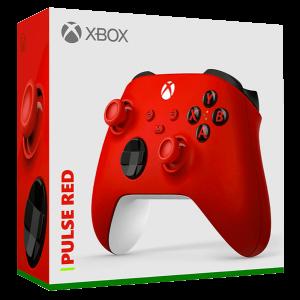 Microsoft Xbox Controller Wireless Pulse Red