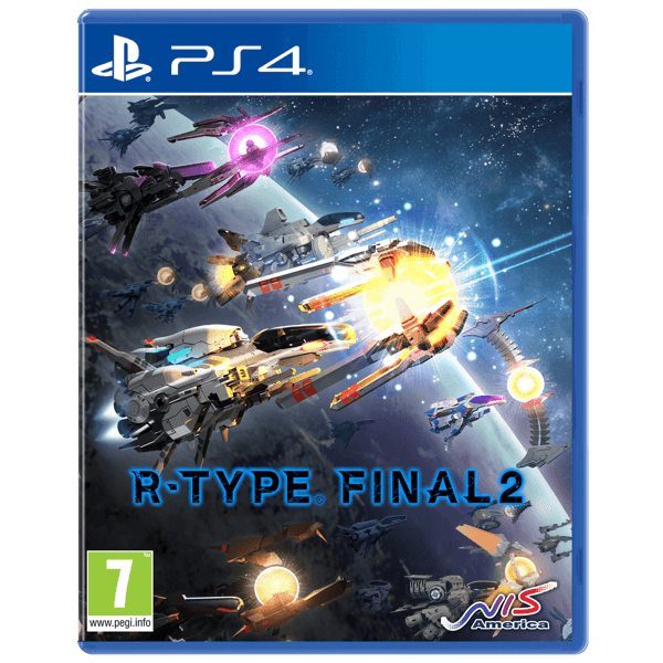 R-Type Final 2 Inaugural Flight Edition PS4