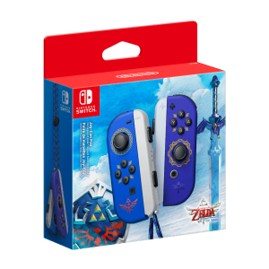 Set 2 Joy-Con Zelda Skyward Sword HD Edition