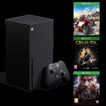 Xbox Series X + Triple Bundle