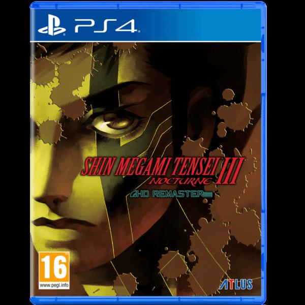 Shin Megami Tensei III Nocturne HD Switch PS4