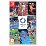Giochi Olimpici Tokyo 2020 The Videogame Switch