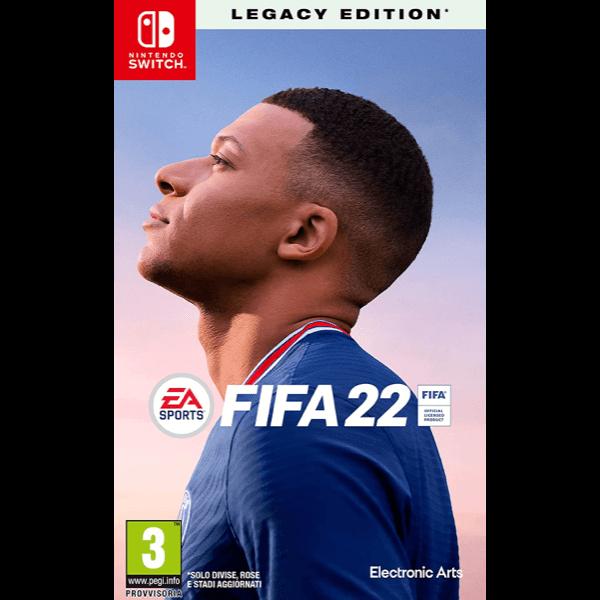 FIFA 22 Legacy Edition Switch