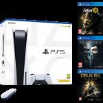 Playstation 5 - PS5 Triple Bundle