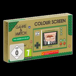 Nintendo Game and Watch Zelda