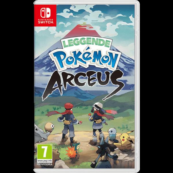 Leggende Pokemon Arceus