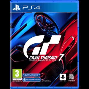Gran Turismo 7 PS4