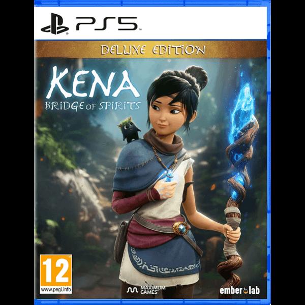 Kena Bridge of Spirits Deluxe Edition PS5