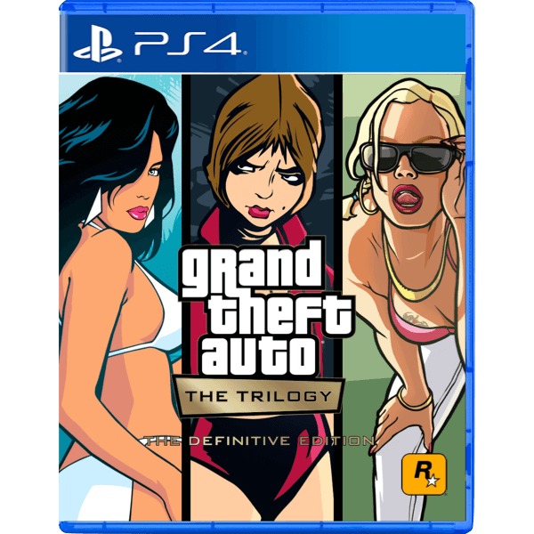 Grand Theft Auto The Trilogy – The Definitive Edition