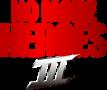 No More Heroes 3 Logo