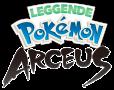 Pokemon Arceus Logo