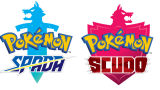 Pokemon Spada Scudo Dual Logo