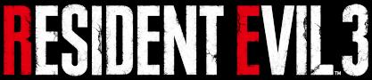 Resident Evil 3 Logo