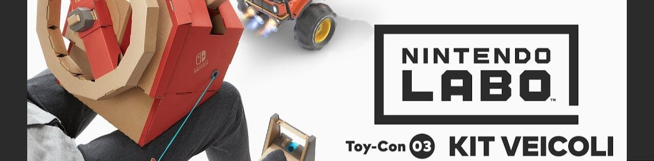 Toy-Con 03 Kit Veicoli